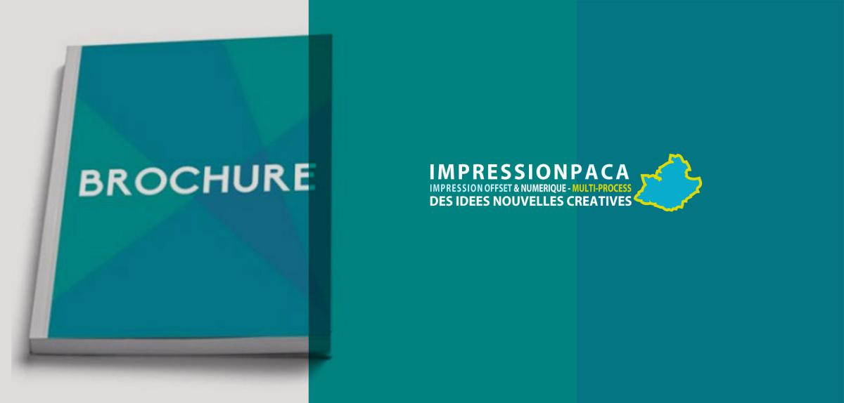Impression brochure dos carré collée