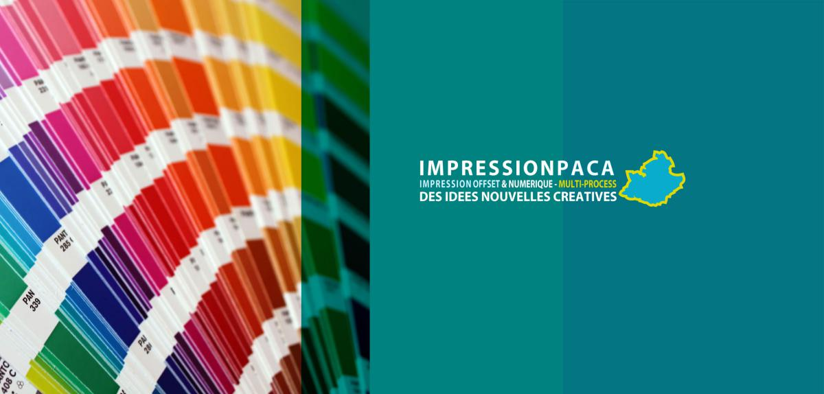 Impression Carte Flyer Pantone